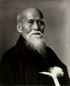 合氣道創始者植芝盛平翁